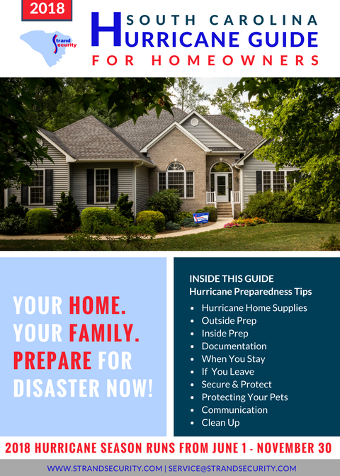 2018 South Carolina Hurricane Guide for Homeowners