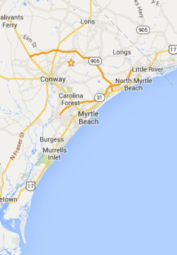 myrtle_beach_security_systems_coverage_area