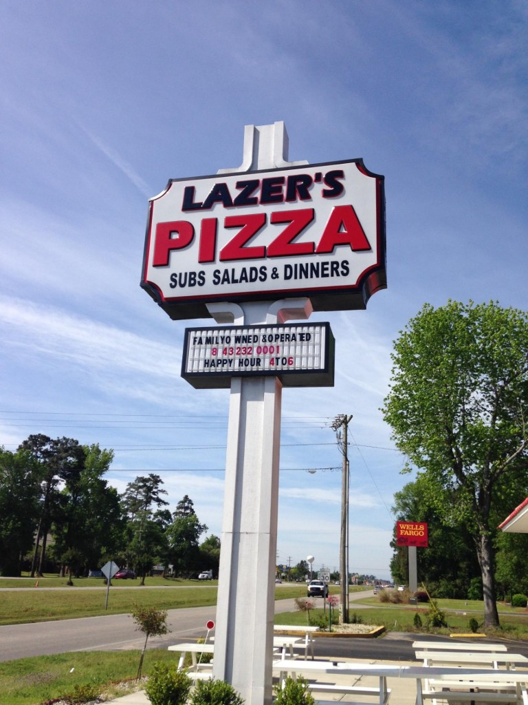Lazer's Pizza