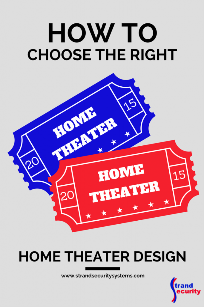 How to choose the right home theater design