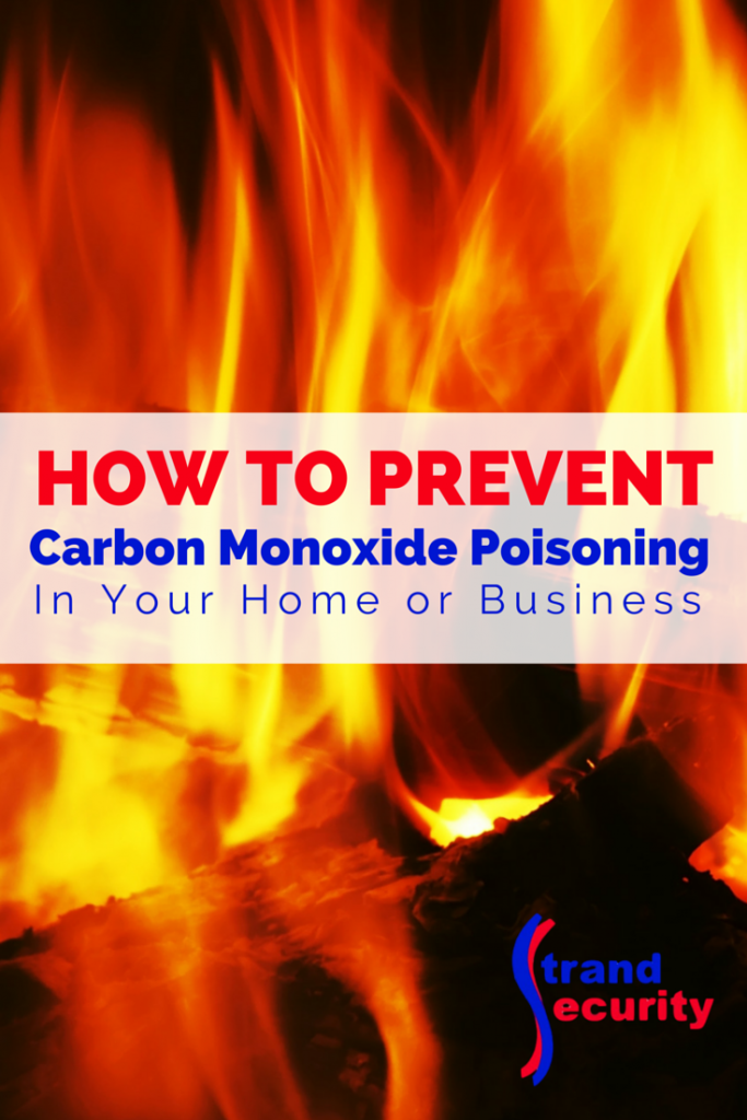 HOw To Prevent Carbon Monoxide  Poisoning in your Home or Business