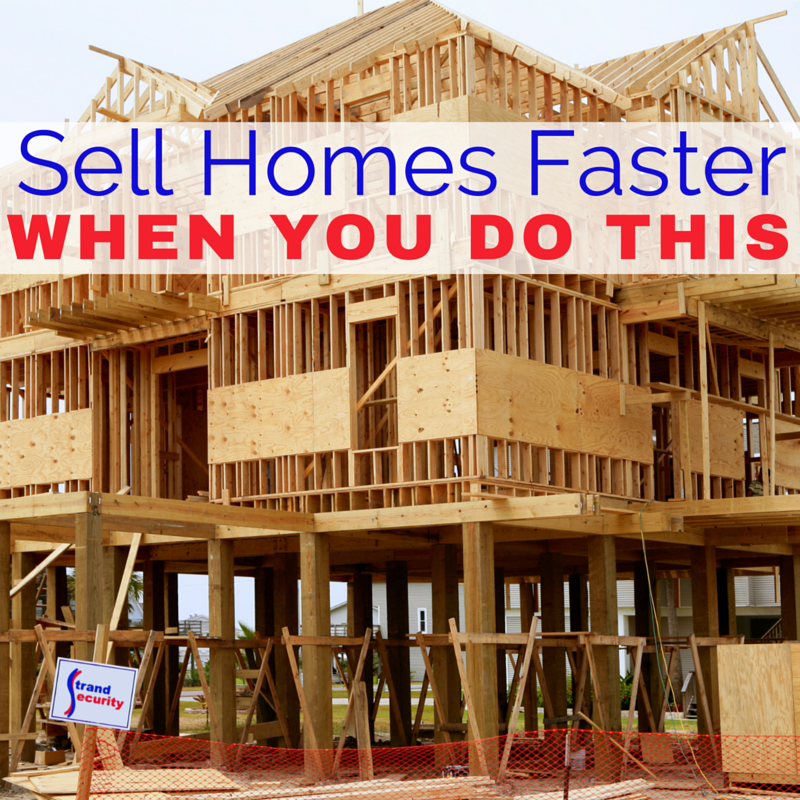 Sell homes faster when you do this