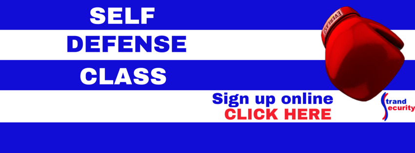 Take a self-defense class this year! Available to anyone in our Myrtle Beach community
