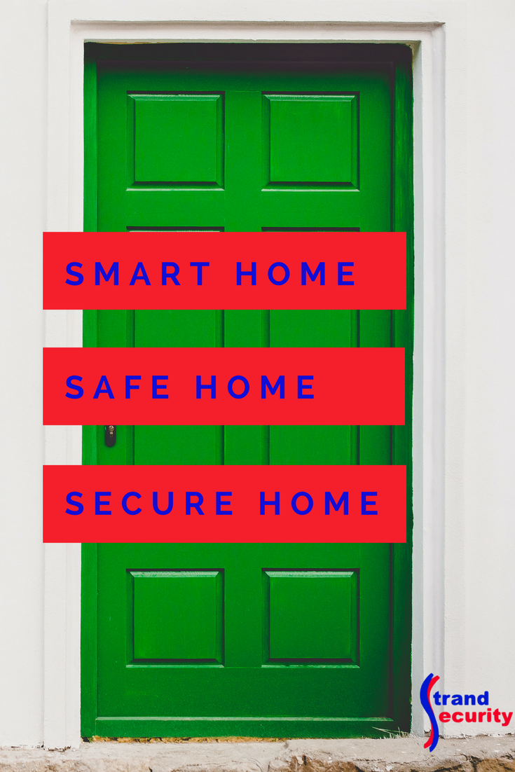 How Smart, Safe and Secure is your home? Let's make it better, Myrtle Beach!