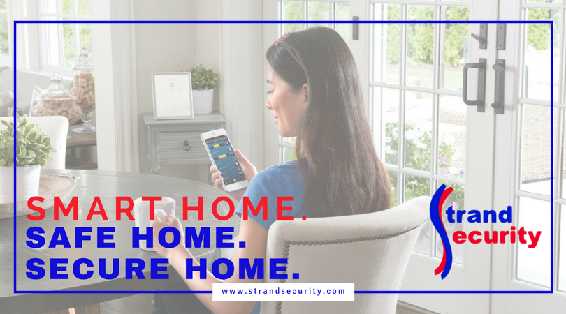 Smarthome. Safe Home. Secure Home