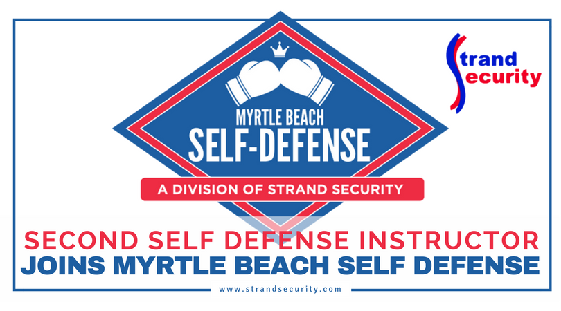 Myrtle Beach Self Defense Has Two Martial Arts Experts as Instructors.