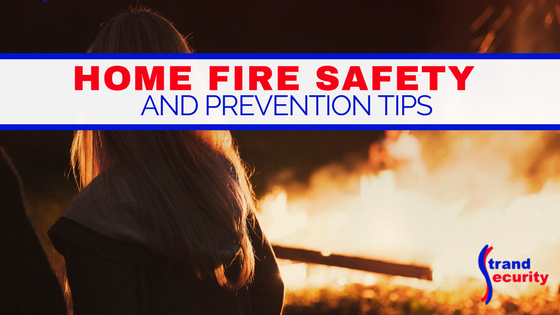 Fire safety and prevention tips for the home. Myrtle Beach