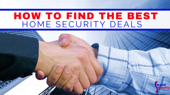 how to find the best home security deals myrtle beach
