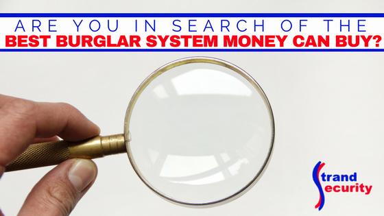 best burglar system