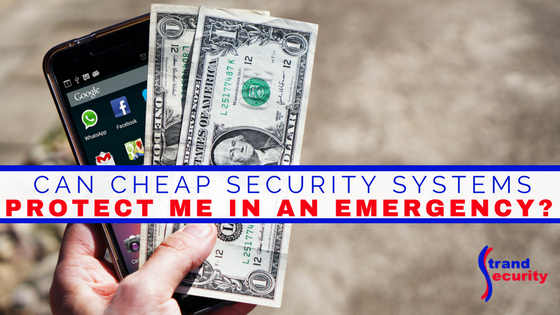 cheap security systems Myrtle Beach