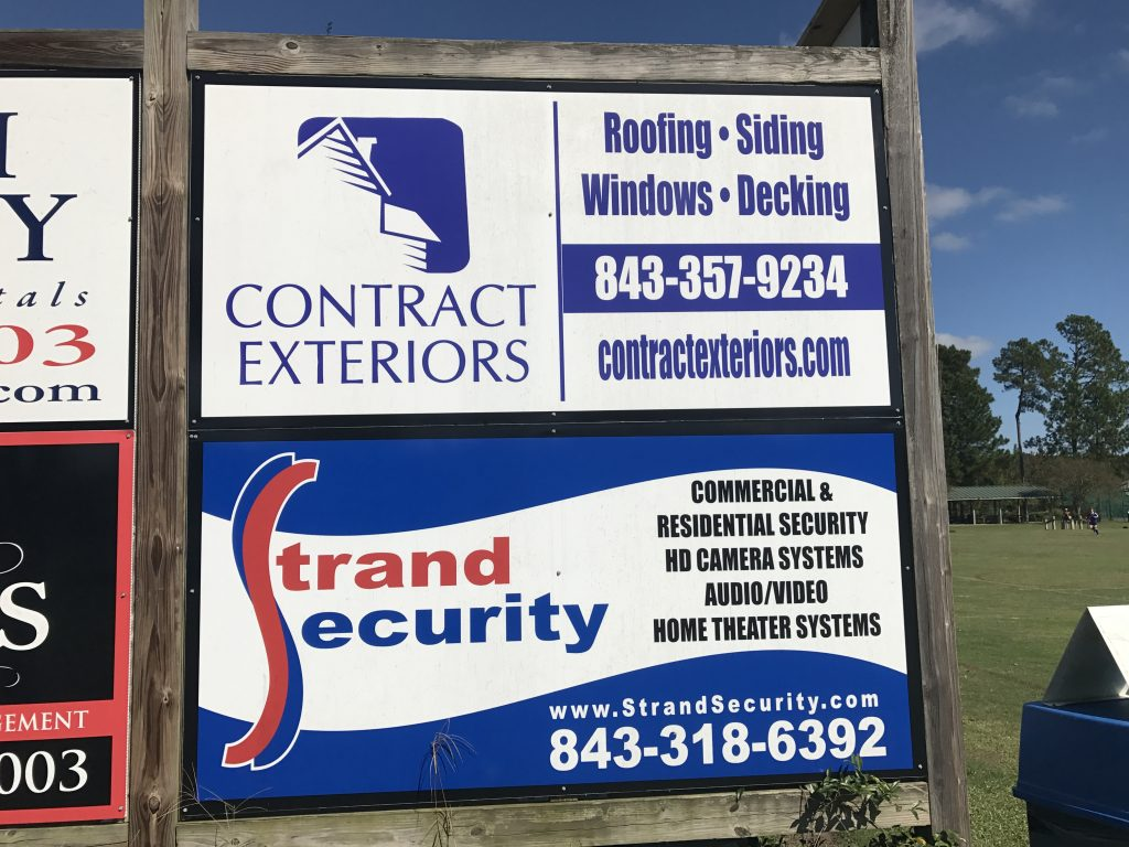 Strand Security is a proud sponsor of Coast FA