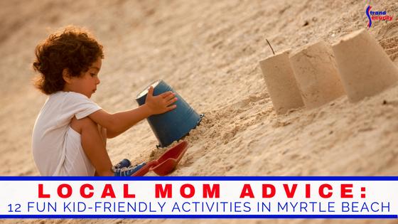 Fun local kid activities in Myrtle Beach