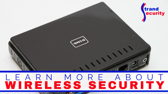 Learn more about wireless security