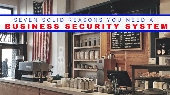 Business Security System Myrtle Beach