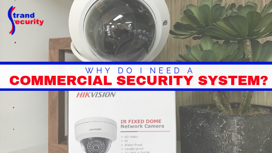 commercial security systems myrtle beach